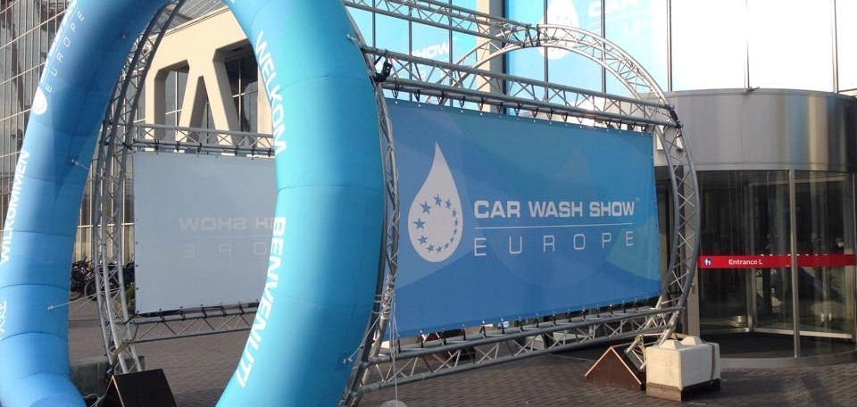 Car Wash Amsterdam Driver Station